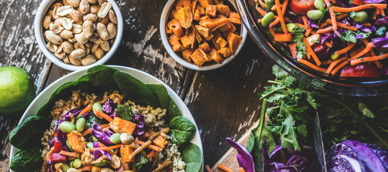 Six reasons to become a plant based eater